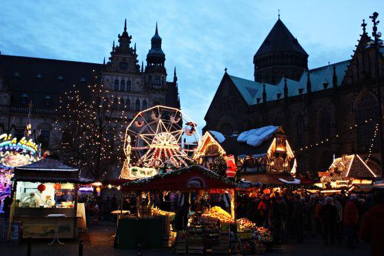 Diez cosas que hacer en el mercado de navidad de bremen - Navidades en alemania ...