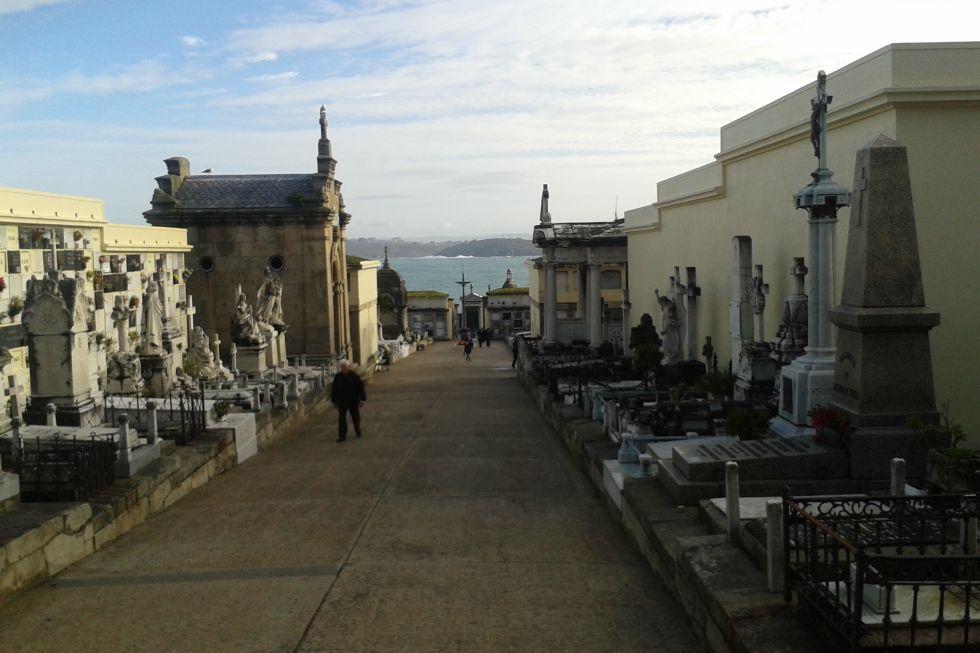 Cementerio de San Amaro-