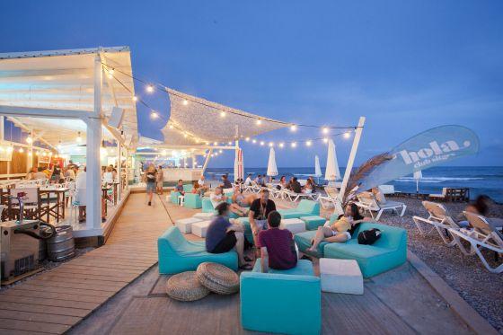 Menu Restaurant Playa Pilar Beach