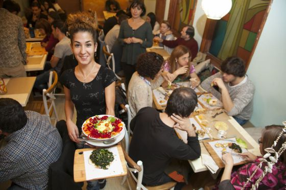 Dieta vegetariana: Ruta por 23 restaurantes veganos y