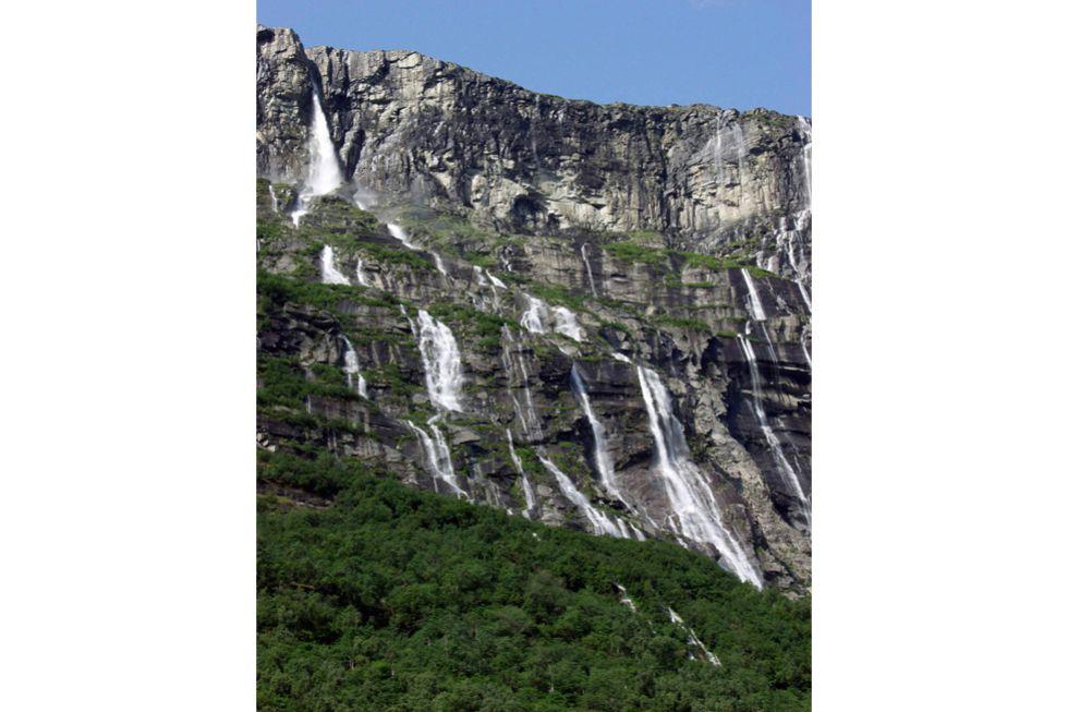 Cataratas Impresionantes (Parte II)