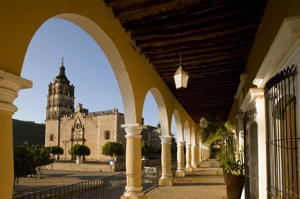 Los 25 pueblos más bonitos de México