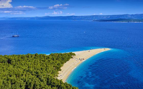 Las mejores playas de croacia el viajero el pa s for Las mejores alfombras de donde son
