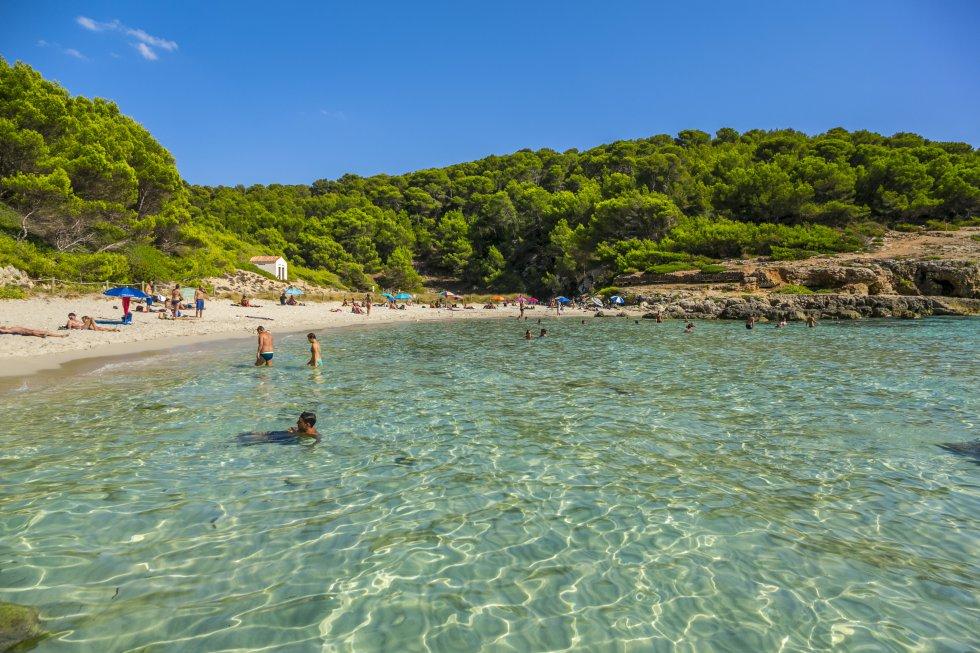 Escorxada y Fustam (Es Migjorn Gran, Menorca)