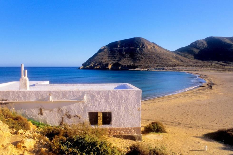 Playazo de Rodalquilar (Níjar, Almería)