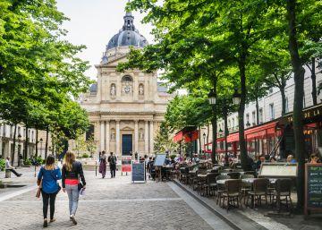 Un paseo por el París de Mayo del 68