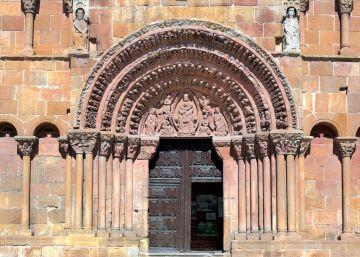 21 iconos del románico español