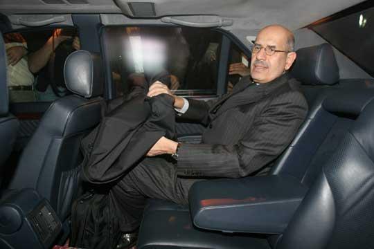 Mohamed Al Baradei