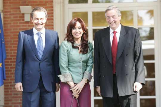 El Supremo argentino confirma la prisión para la expresidenta Cristina Fernández Kirhner 1156802401_740215_0000000000_noticia_normal