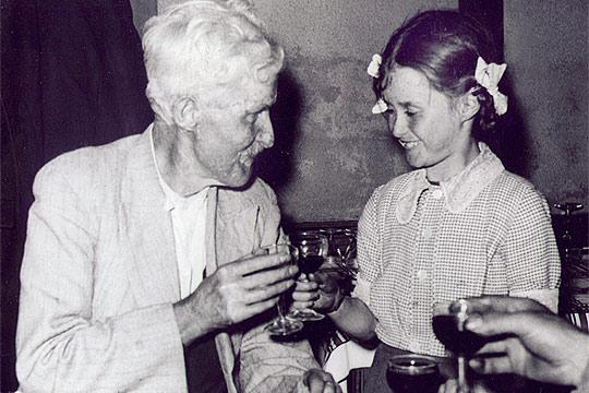 Guillaume Seznec, en una foto de 1947