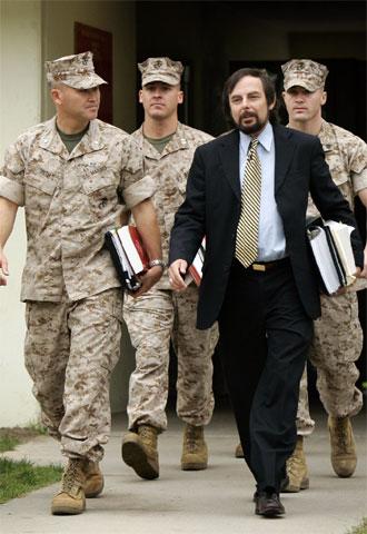 Once soldados estadounidenses ser n juzgados por una corte for Juzgado togado militar