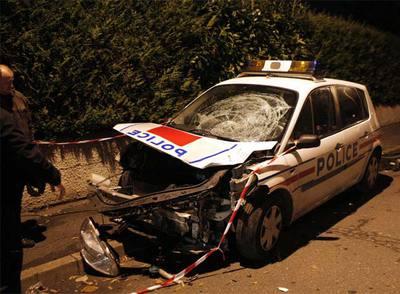 Un vídeo contradice la versión policial sobre el accidente que originó los disturbios en Francia