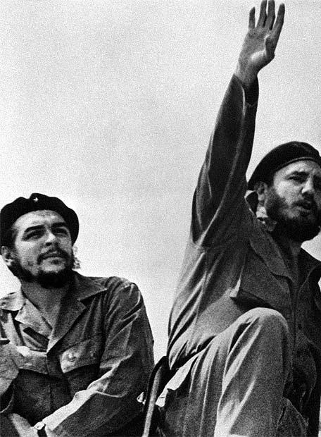 Líderes de la revolución