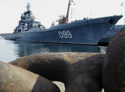 Buques de guerra rusos parten hacia Venezuela para realizar maniobras
