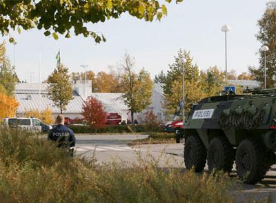 Un estudiante mata a tiros a nueve compañeros en un instituto de Finlandia