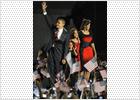 Obama hace historia al ganar las elecciones presidenciales