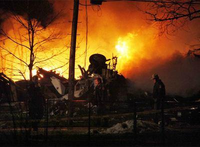 Al menos 49 muertos al estrellarse un avión de pasajeros en el estado de Nueva York