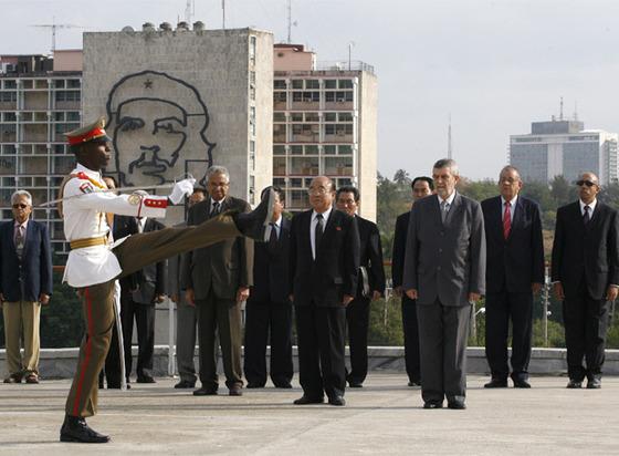 ¿Alguien sabe como son las relaciones entre Cuba y Corea del Norte? COREA_NORTE_CUBA_UNIDOS_SOCIALISMO