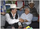 Zelaya inicia el regreso a Honduras