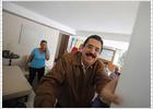 Seguidores del presidente hondureño Manuel Zelaya