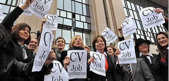 Más mujeres en cargos de la UE