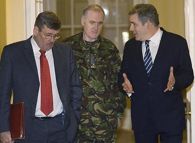 Más tropas británicas a Afganistán