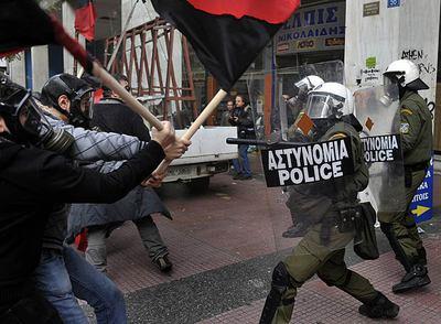 Jornadas de protesta Grecia 2011. Nuevas_protestas_Grecia