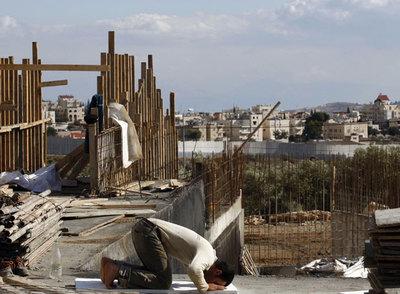 Más viviendas en Jerusalén Este