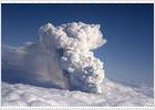 Una nube de cenizas volcánicas perturba el tráfico aéreo en  Europa