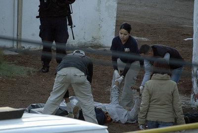 Control al Ejército mexicano