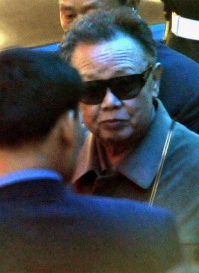 Kim Jong-il en China