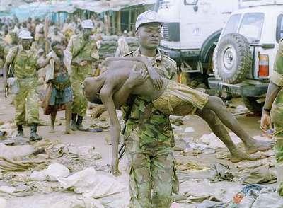 El arquitecto del genocidio en Ruanda