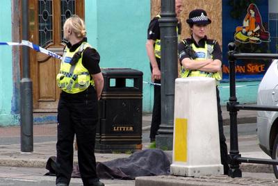 Varios muertos por los disparos de un hombre en Inglaterra