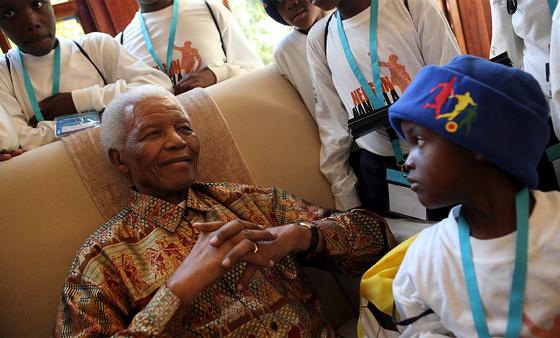 Mandela cumple 92 años
