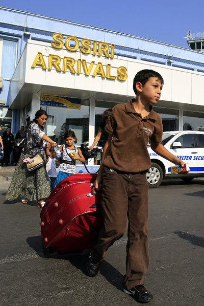 Llegan a París 10 policías rumanos para abordar la inmigración gitana