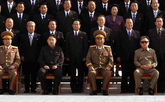 mandatarios koreanos