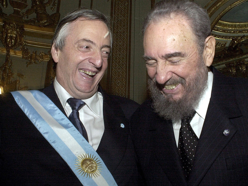que opinan de la izquierda argentina? - Página 2 Fidel