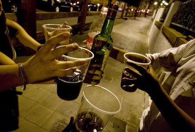 El perjuicio del alcohol