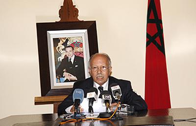 El Gobierno de Marruecos tacha de racista a la prensa española en la crisis del Sáhara