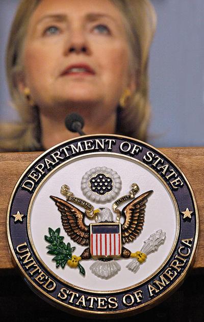 Una filtración deja al desnudo al Departamento de Estado de EE UU