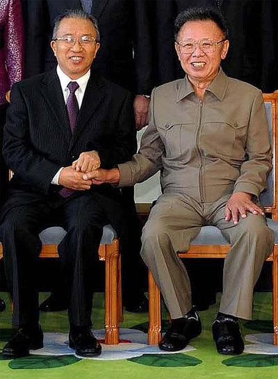 Cita en Pyongyang