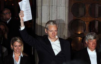 Assange, en libertad