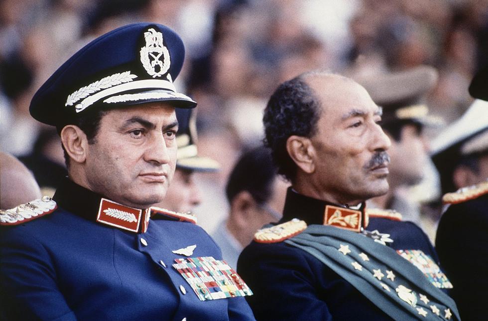 Las tres décadas de Mubarak en el poder  - El último día de Sadat