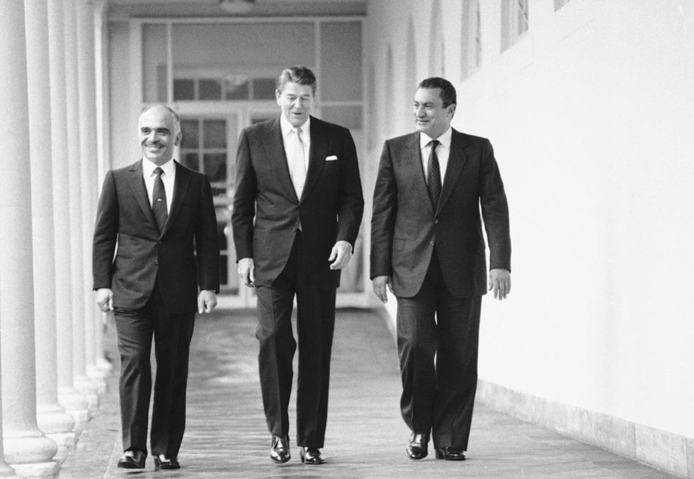 Las tres décadas de Mubarak en el poder  - Encuentro en Washington