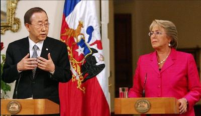 Naciones Unidas inaugura la primera agencia dedicada a la mujer