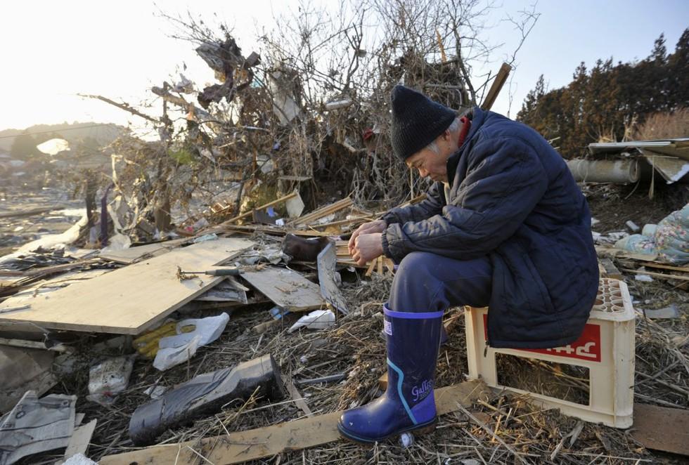 La crisis más grave desde 1945  - Sin hogar