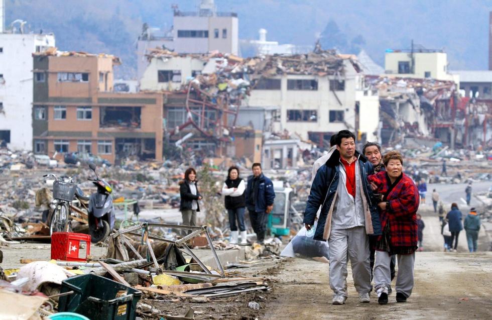 La crisis más grave desde 1945  - Recuento de daños