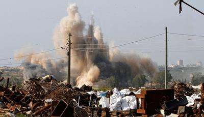 Campo de entrenamiento de Hamas