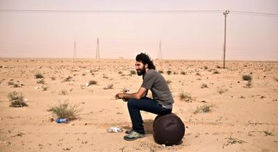 Manu Brabo en Libia
