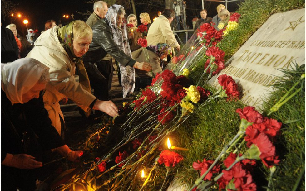 Chernóbil, 25 años de la peor tragedia nuclear de la historia  - Homenaje en la capital del país